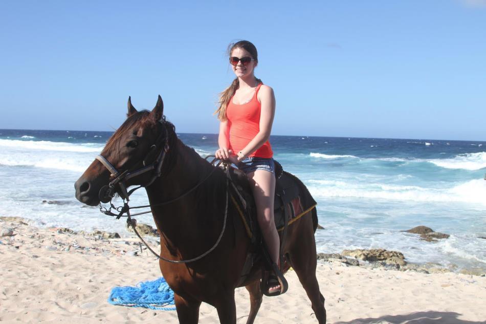 Aruba Horseback Riding Tours