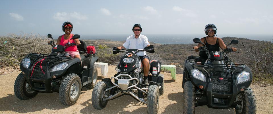 ATV Tours Aruba