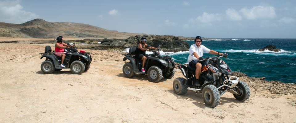 ATV Tours Aruba
